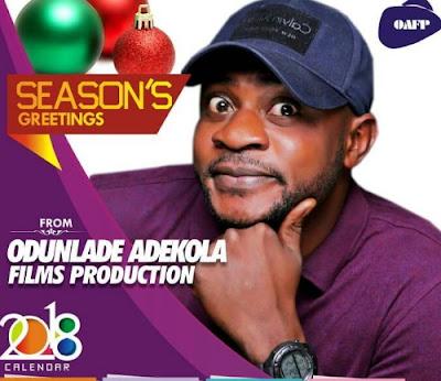 odunlade adekola 2018 calendar