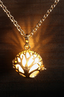 Glowing Tree of Life