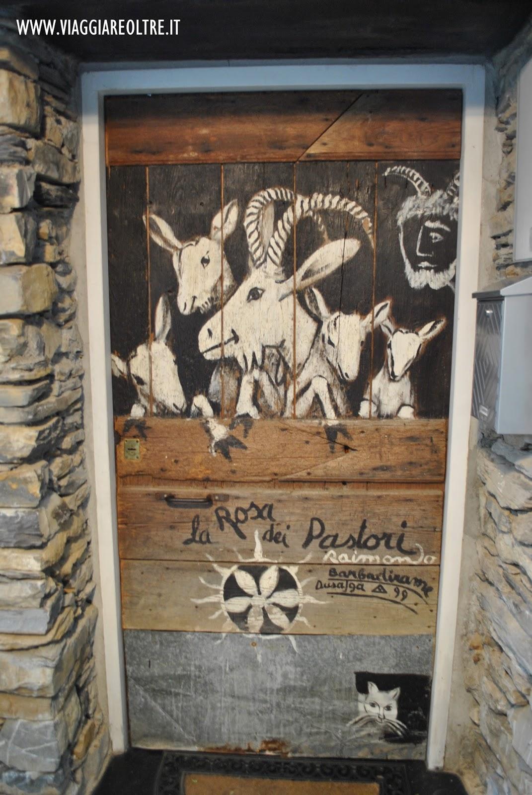 Valloria, il Paese delle Porte Dipinte | Viaggiare Oltre