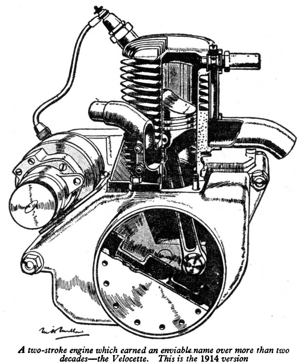 2 Stroke Engine Builder