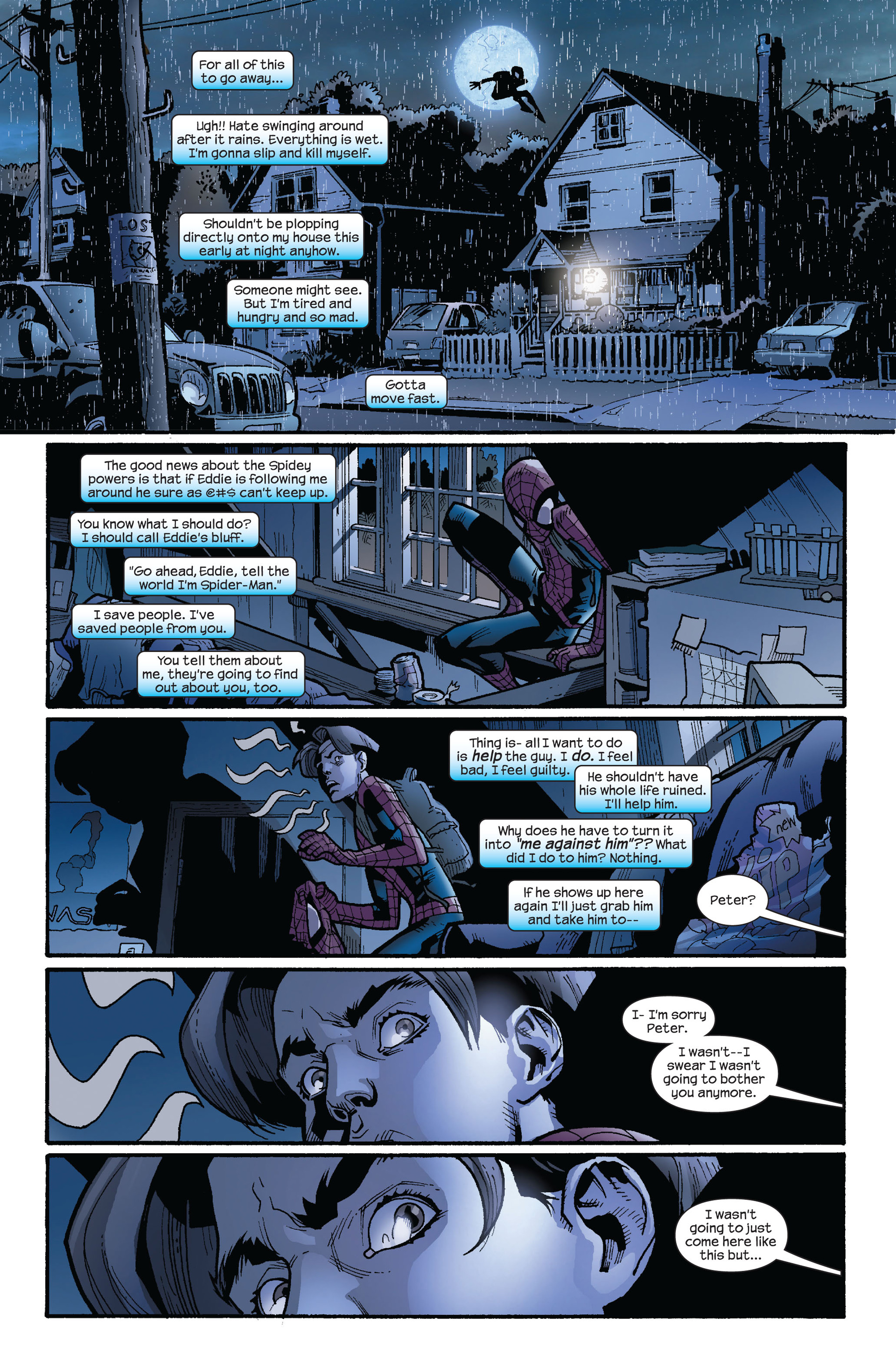 Read online Ultimate Spider-Man (2000) comic -  Issue #127 - 16
