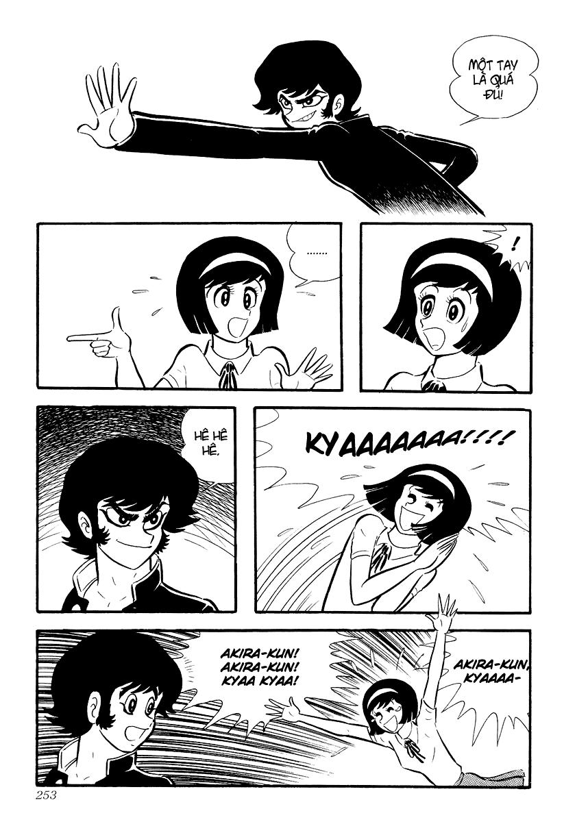 DevilMan chapter 5 trang 30