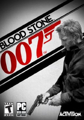 1016 James Bond 007 Blood Stone PC Game