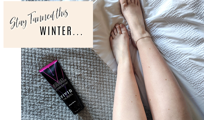 Stay Tanned this Winter