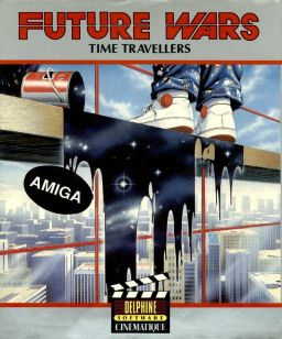 Future Wars : Time Travellers