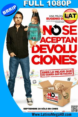 No se Aceptan Devoluciones (2013) Latino Full HD 1080P ()