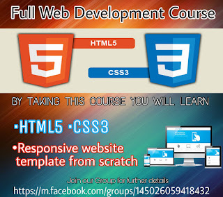 Responsive Web Development Course Online