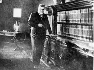 Curiosità: L'Enciclopedia Treccani, E.V. Gordon e la citazione di un'opera di Tolkien (1933)