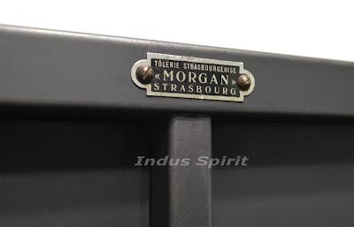 Meuble à clapet Morgan