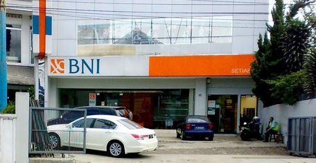Lokasi Dan Alamat Bank BNI Di Bandung