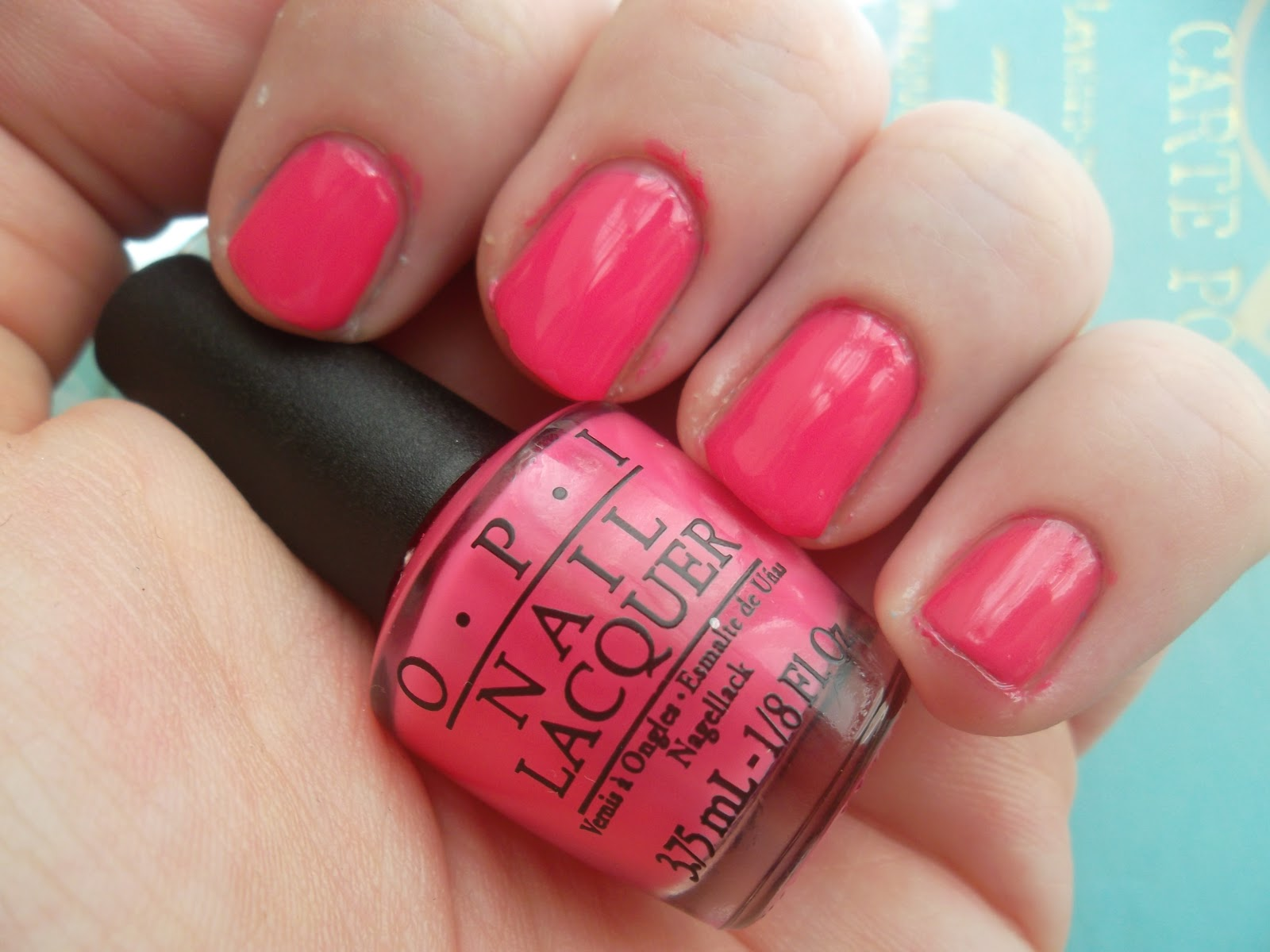 WhenItRainsItPours: Summer Nail Polish Tag! :-)