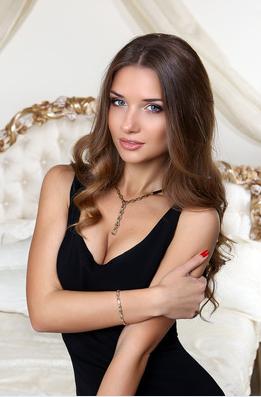 Natascha sucht Partner bei Partnervermittlung Ukraine