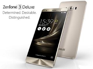 Harga HP Asus Zenfone 3 Deluxe ZS570KL terbaru