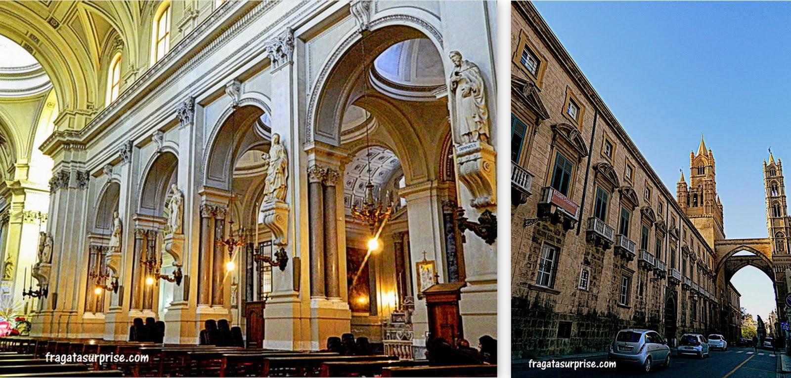 Catedral de Palermo, Sicília