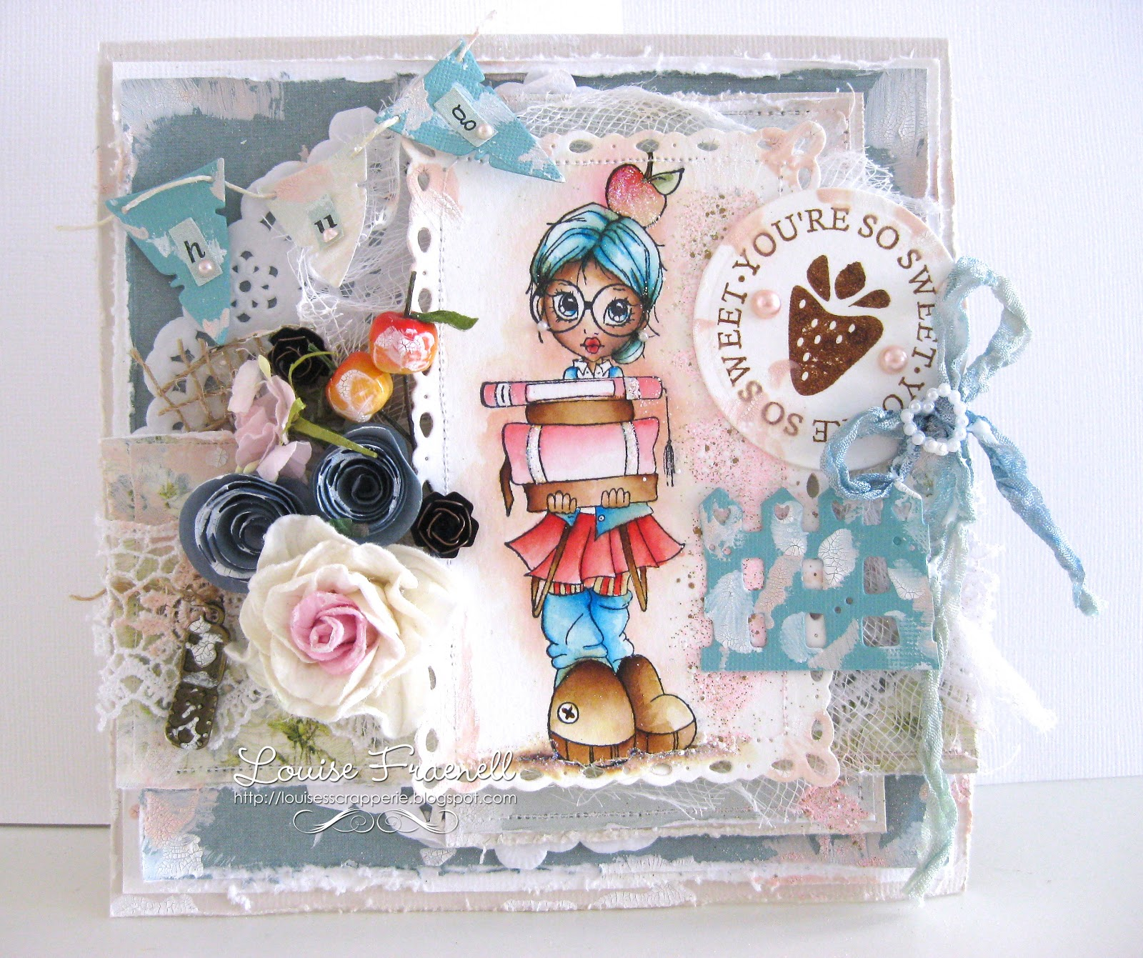 Geekin Gorgeous live & love crafts' inspiration and challenge blog: geekin