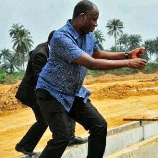 governor amaechi dancing azonto