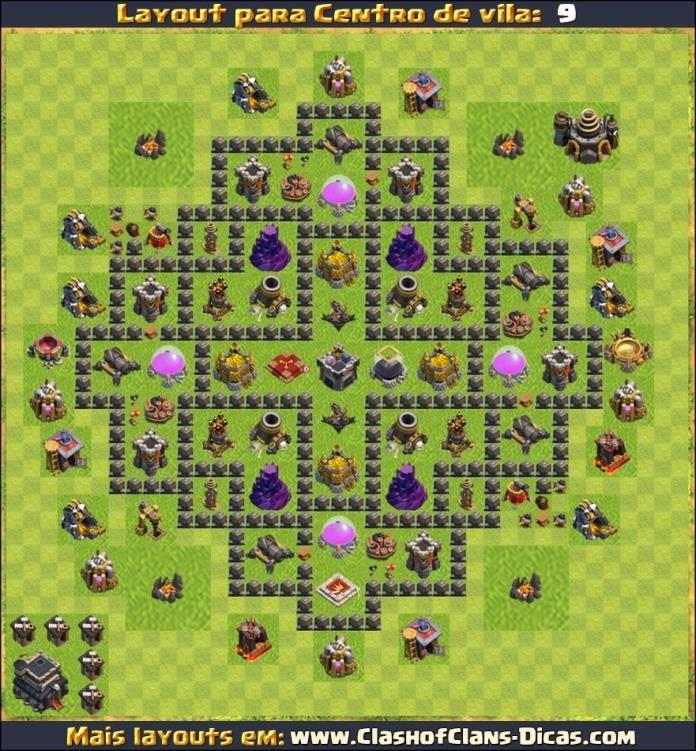 cv 07 clash of clans