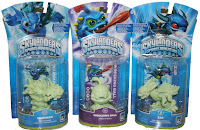 Glow-in-the-Dark Skylander