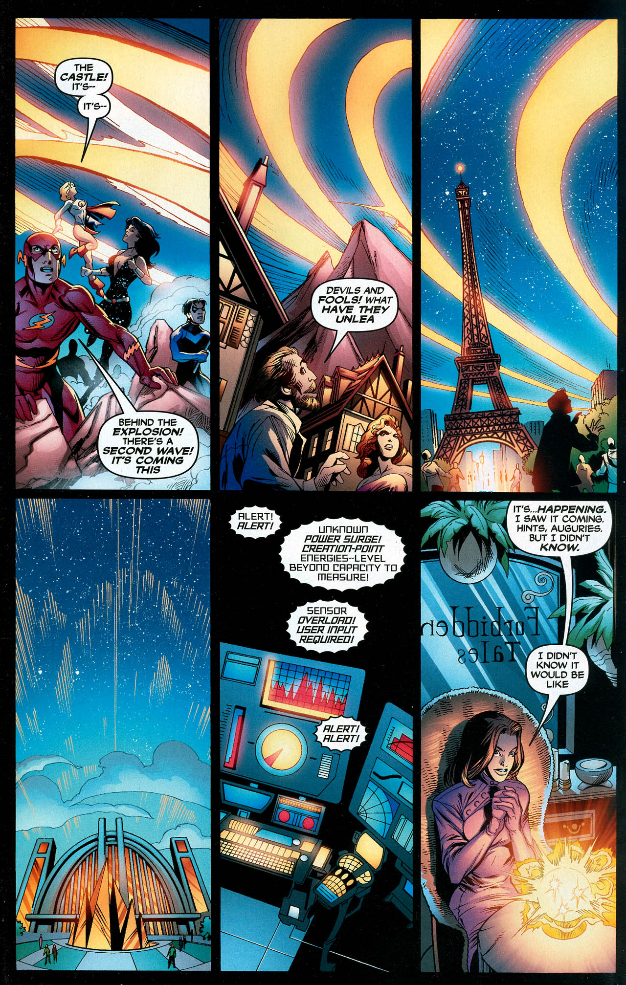 Read online Trinity (2008) comic -  Issue #17 - 10