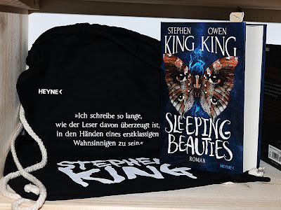 Book-Angel: Rezension - Sleeping Beauties - Stephen King und Owen King