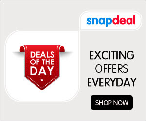 Snapdeal Offer of the Day 06/06/2016