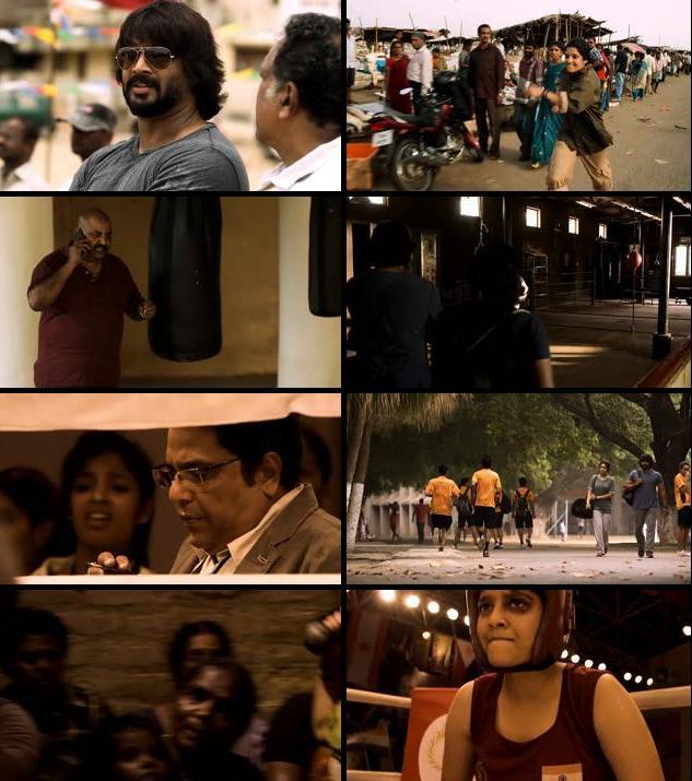 Saala Khadoos 2016 Hindi 720p BluRay