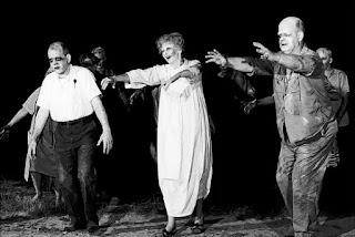 Zombis de la película La noche de los muertos vivientes