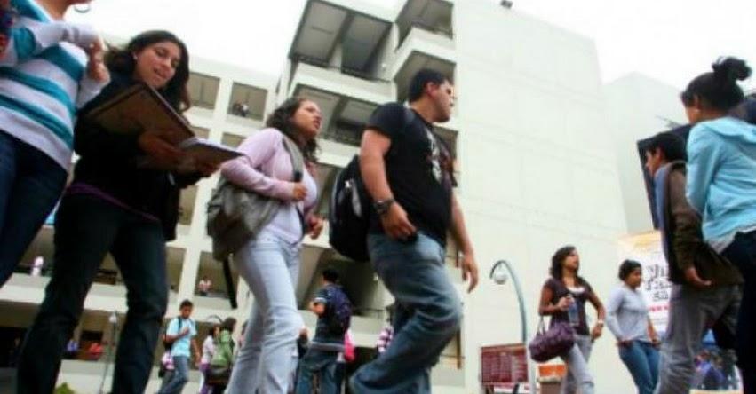 SUNEDU: No deberían crearse nuevas universidades hasta el 2020 - www.sunedu.gob.pe