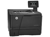 HP LaserJet Pro 400 m401dw downloads driver