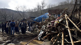 Negara Syiah Iran Dilanda Banjir Bandang, 30 Orang Tewas