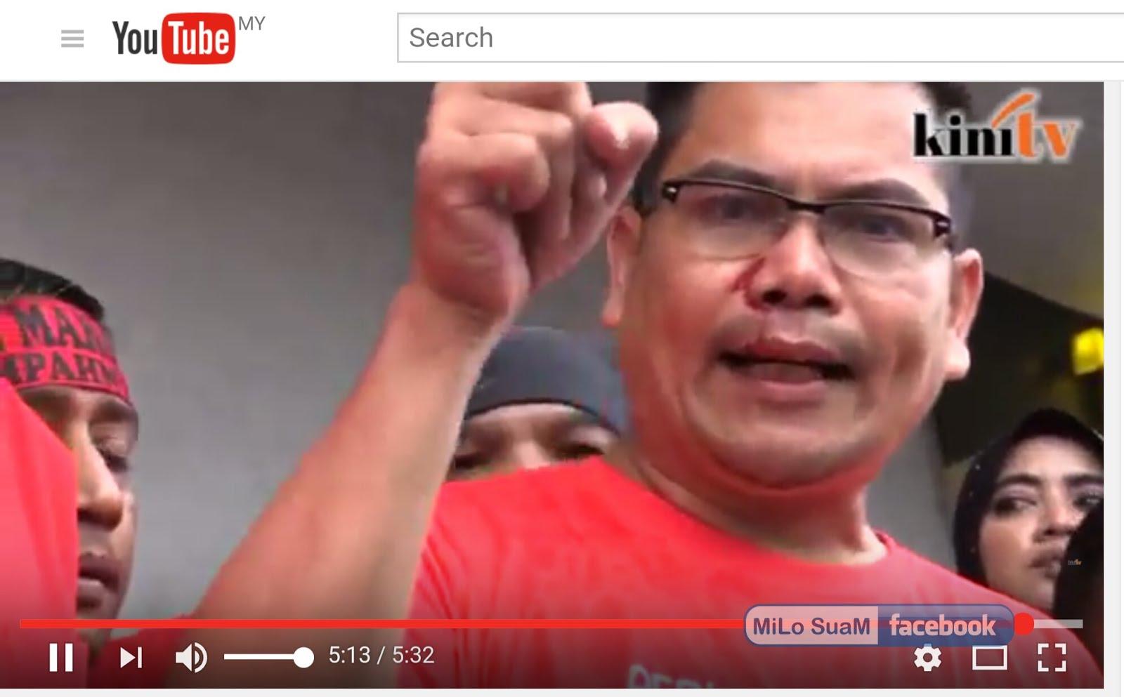 Hidung Berdarah Ditumbuk Analisa Video Bongkar Kebodohan Jamal