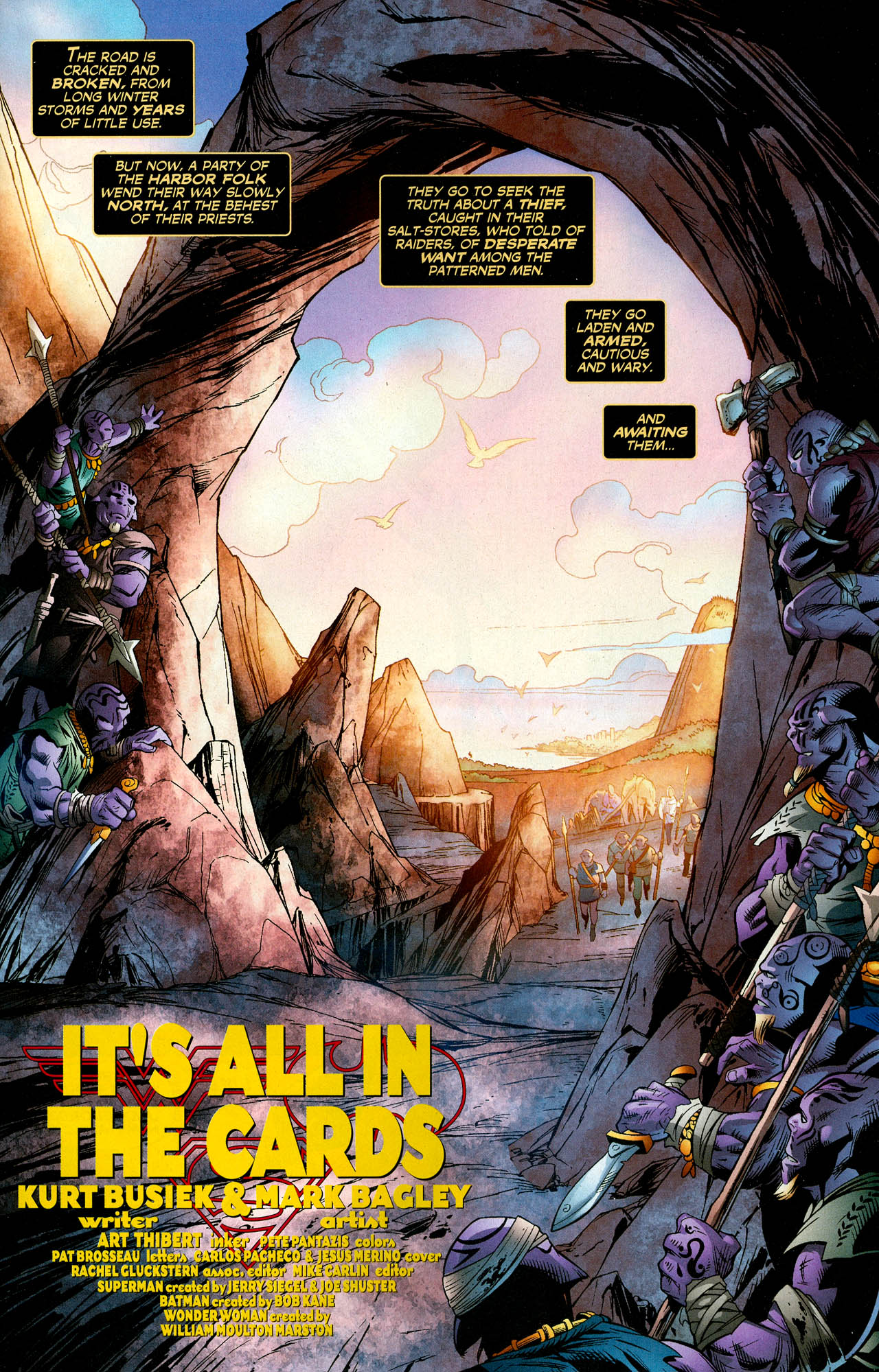 Read online Trinity (2008) comic -  Issue #29 - 3