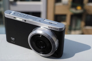 4 Mirrorless Camera Samsung NX Series Smart