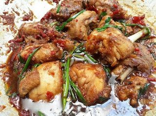 Resep dan Cara Membuat Ayam Masak Kecap