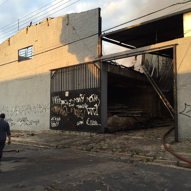 Suspeito de provocar incêndio em empresa da capital é preso pela Polícia Civil