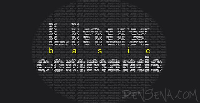 Kumpulan Perintah Dasar di Linux