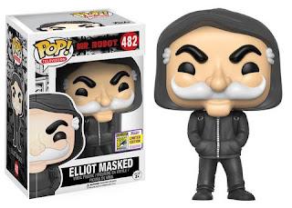 Pop! Television: Mr. Robot – Masked Elliot Alderson.