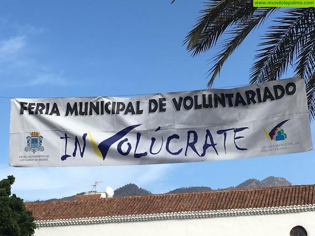 Los Llanos celebra este sábado la XVI Feria del Voluntariado
