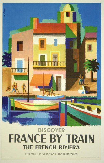 Vintage Posters France 108