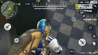 Rumah di Rules Of Survival