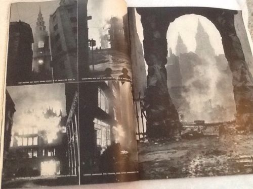 27 January 1941 worldwartwo.filminspector.com London Blitz pictures Life Magazine