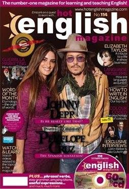 Hot English Magazine - Number 114