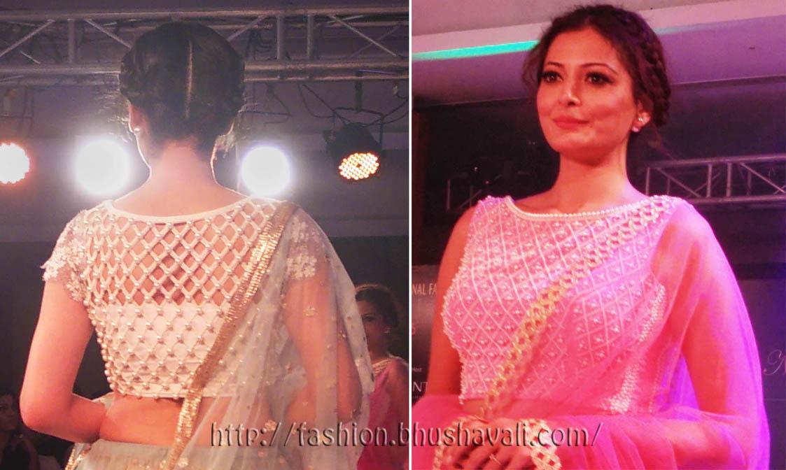 Chennai International Fashion Week 2015 Sangeetha Nazia Syed Fashion Panache
