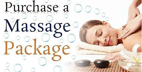 Massage Package: