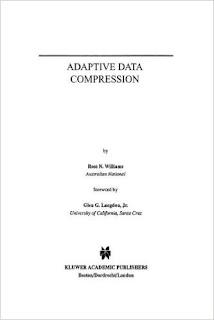 Adaptive Data Compression pdf download free