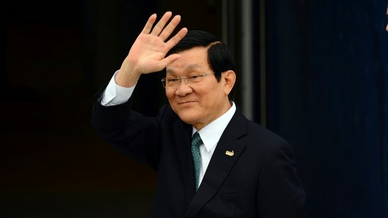 Ông Trương Tấn Sang có phản bội tổ quốc không?