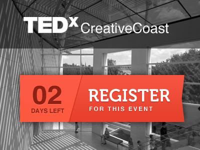 Tedx button