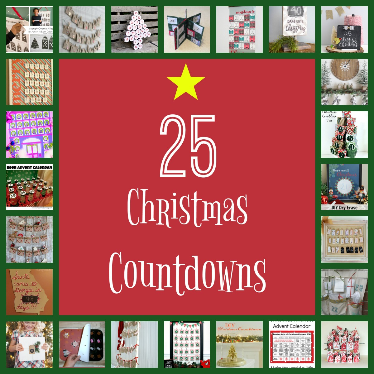 some countdowns are just that a way to keep track of how many days there are left before christmas - How Many Days Left For Christmas