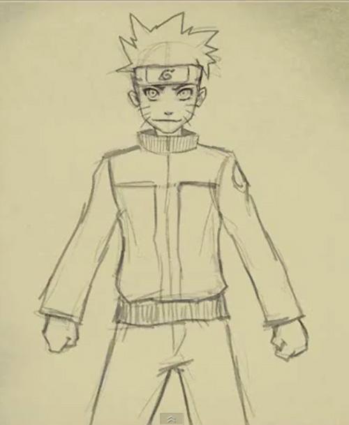 Gambar Naruto Ekor Sembilan Gambar Uvw