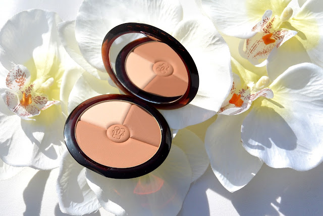 Guerlain Sun trio terracotta powder